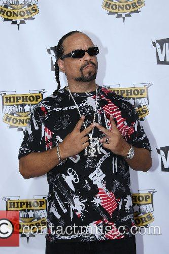 Ice-T VH1 Hip Hop Honors 2007 at Hammerstein...