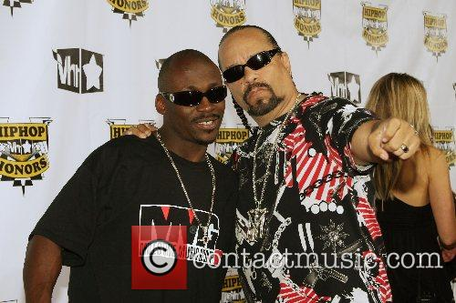 Ice-T and guest VH1 Hip Hop Honors 2007...