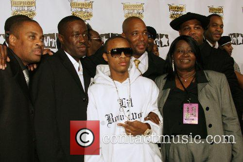 Bow Wow and guests VH1 Hip Hop Honors...