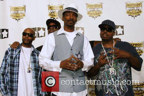 Snoop Dogg and guests VH1 Hip Hop Honors...