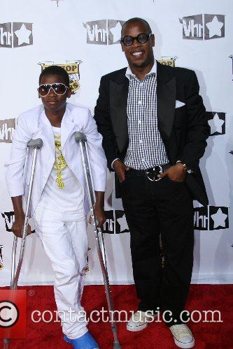 Andre Harrell and son VH1 Hip Hop Honors...