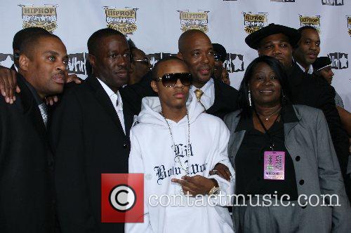 VH1 Hip Hop Honors 2007 at Hammerstein Ballroom...