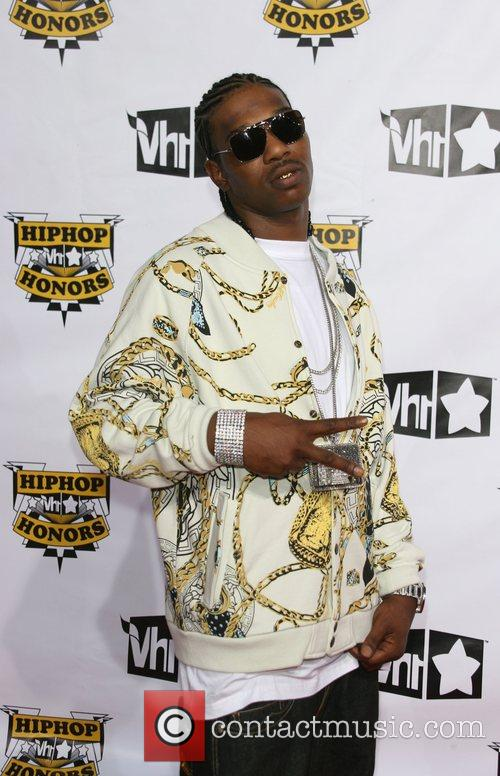 Guest VH1 Hip Hop Honors 2007 at Hammerstein...