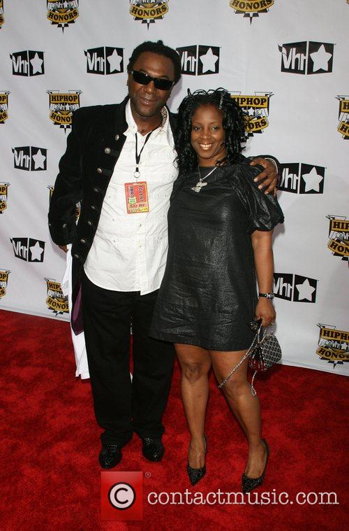 Busy Bee and Michelle VH1 Hip Hop Honors...