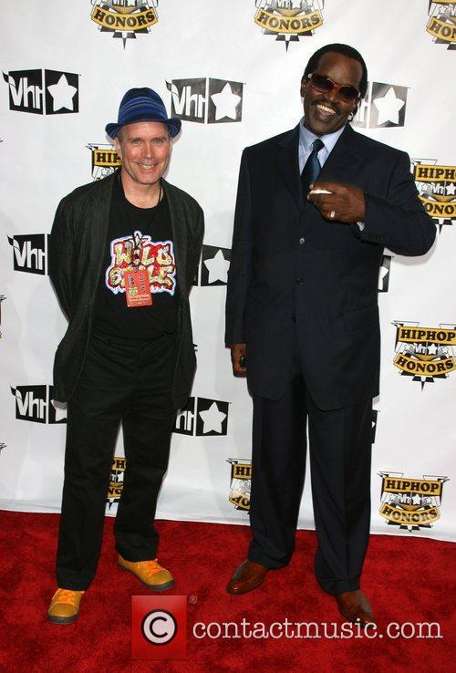 Charlie Ahern and Fab 5 Freddy VH1 Hip...
