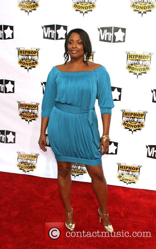 DJ Spinderella VH1 Hip Hop Honors 2007 at...