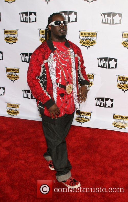 T Pain VH1 Hip Hop Honors 2007 at...