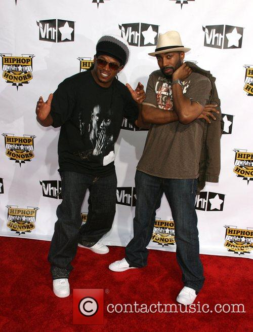 VJ Sway and MC Rich Nice VH1 Hip...