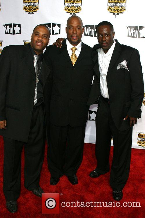 Whodini VH1 Hip Hop Honors 2007 at Hammerstein...
