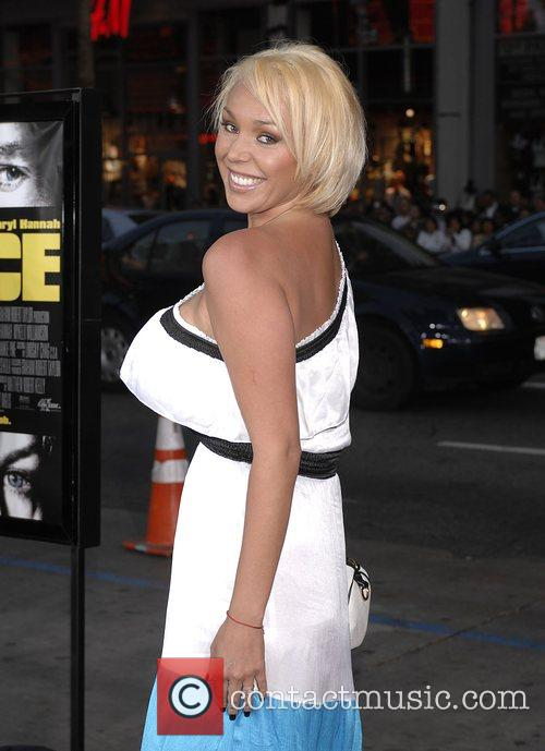 Mary Carey Attends the Premiere of 'Vice' held...