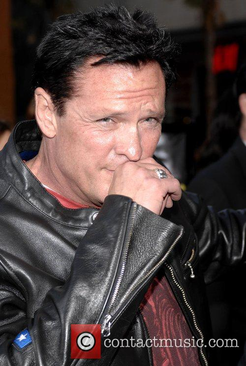 Michael Madsen Attends the Premiere of 'Vice' held...