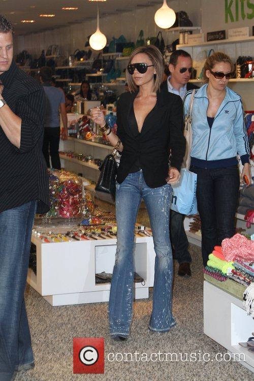 Shopping on Kitson Boutique on Robertson Boulevard