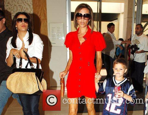 Victoria Beckham and Eva Longoria 3