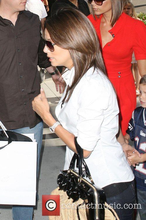 Victoria Beckham and Eva Longoria 12