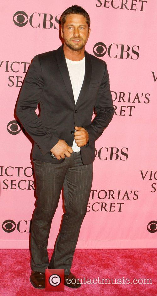 Gerard Butler 12th Annual Victoria's Secret Fashion Show...