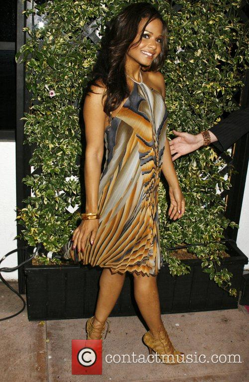 Victoria's Secret and Miranda Kerr celebrate the launch...