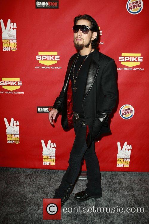 Dave Navarro Spike TV Video Game Awards held...