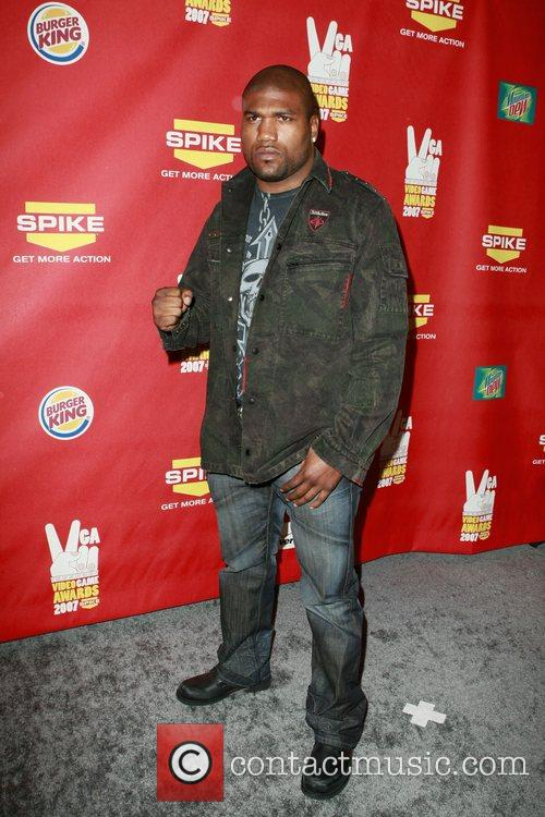 Quinto Jackson Spike TV Video Game Awards held...