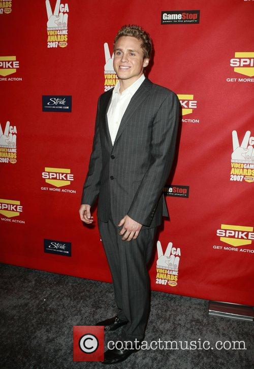 Spencer Pratt Spike TV Video Game Awards held...