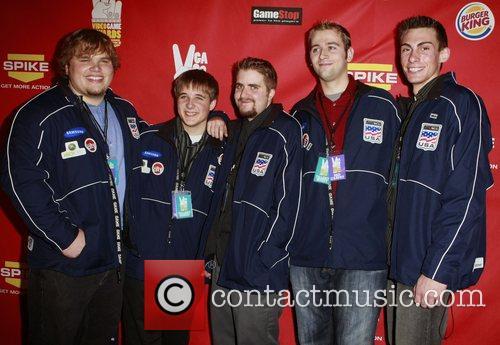 World Cyber Champions Team USA Spike TV Video...