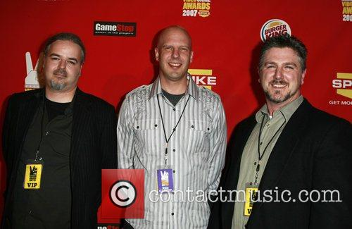 Gods Of War Spike TV Video Game Awards...
