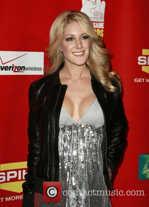 Heidi Montag Spike TV Video Game Awards held...
