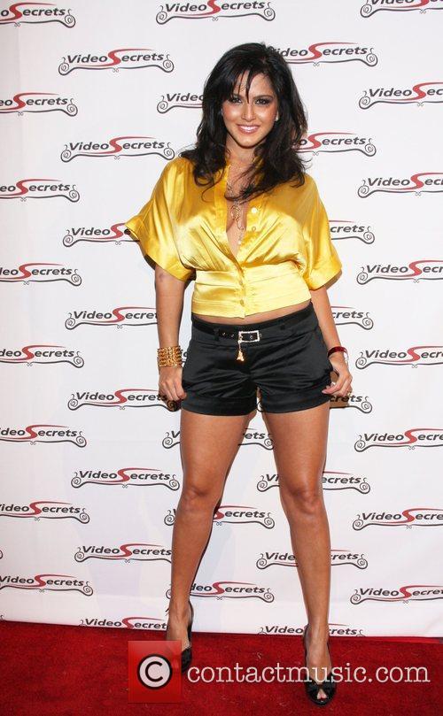 Sunny Leone and Playboy 2