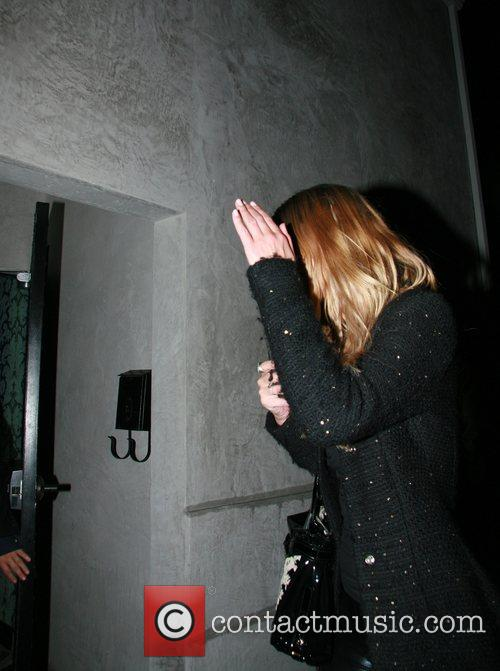 Nicky Hilton at the Villa Lounge West Hollywood,...