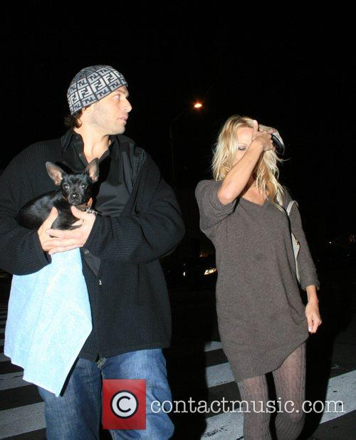 Pamela Anderson and Rick Solomon 1