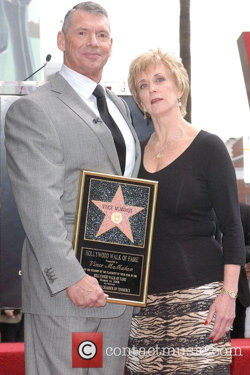 Vince Mcmahon, Star On The Hollywood Walk Of Fame and Walk Of Fame 6