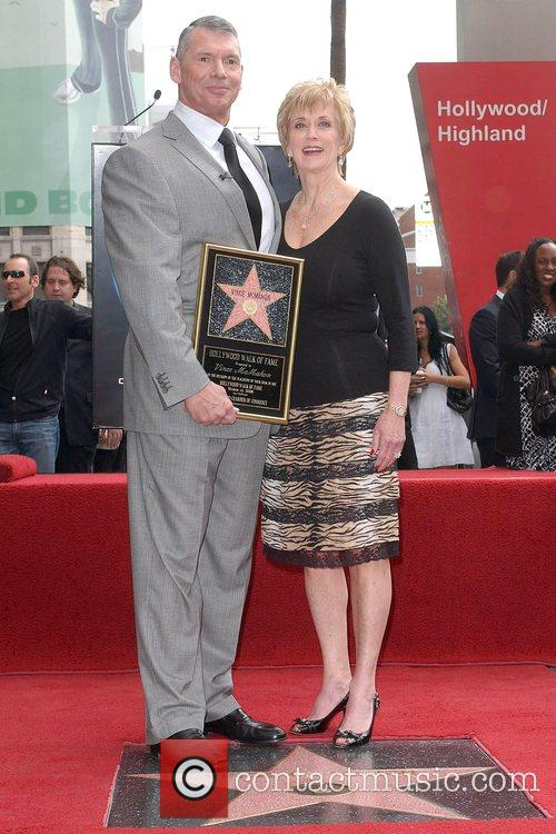 Vince Mcmahon, Star On The Hollywood Walk Of Fame and Walk Of Fame 8