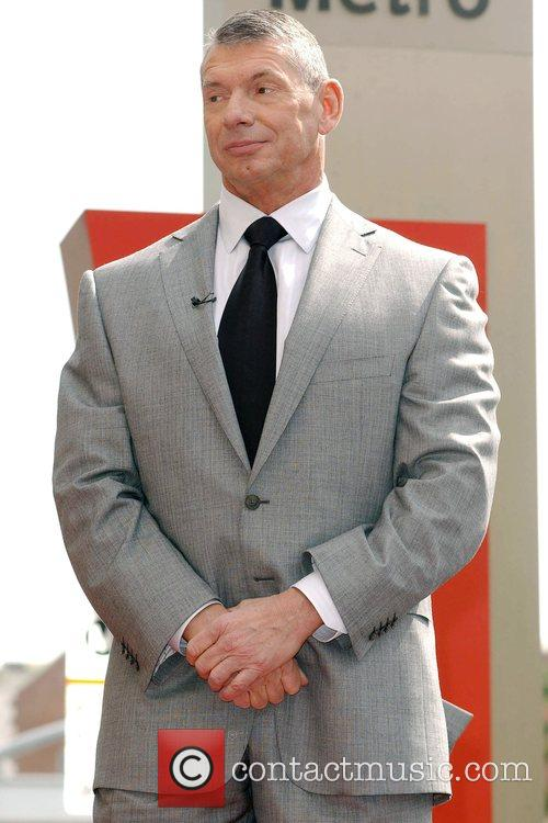 Vince Mcmahon, Star On The Hollywood Walk Of Fame and Walk Of Fame 7