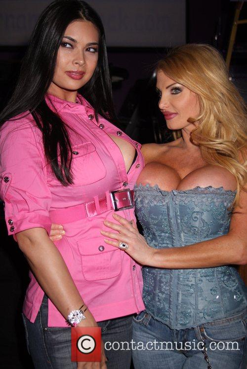 Tera Patrick, Taylor Wane, Hard Rock Hotel And Casino