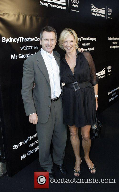 Justin Miller and guest The Sydney Theatre Company...