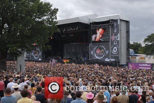 Atmosphere V Festival 2007 - Day One Hylands...