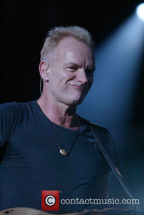 Sting and The Police 9