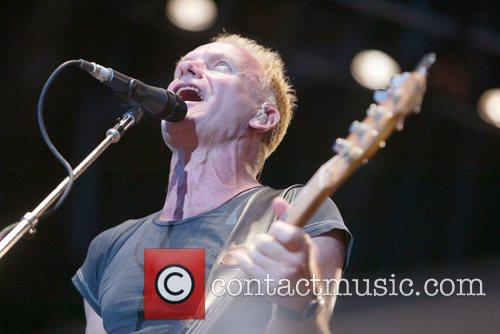 Sting and The Police 3