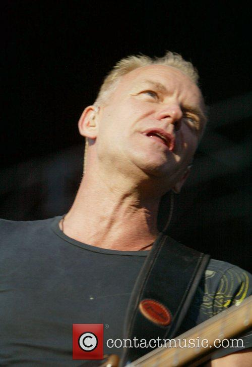 Sting and The Police 8