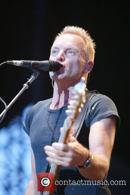 Sting and The Police 6