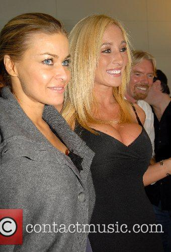 Carmen Electra and Kyla Ebbert 9
