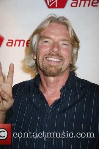 Sir Richard Branson Virgin America's Sir Richard Branson...