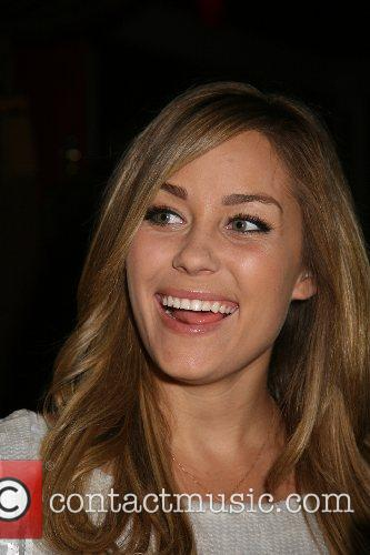 Lauren Conrad Virgin America's Sir Richard Branson launches...
