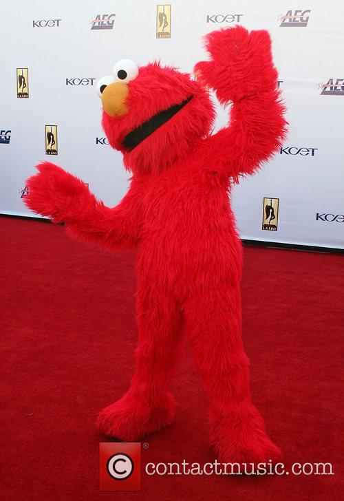 Elmo The '2008 KCET Visionary Award Gala' -...