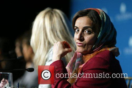 Shiekha Lubna al Qasimi Vital Voices honoured Mariane...