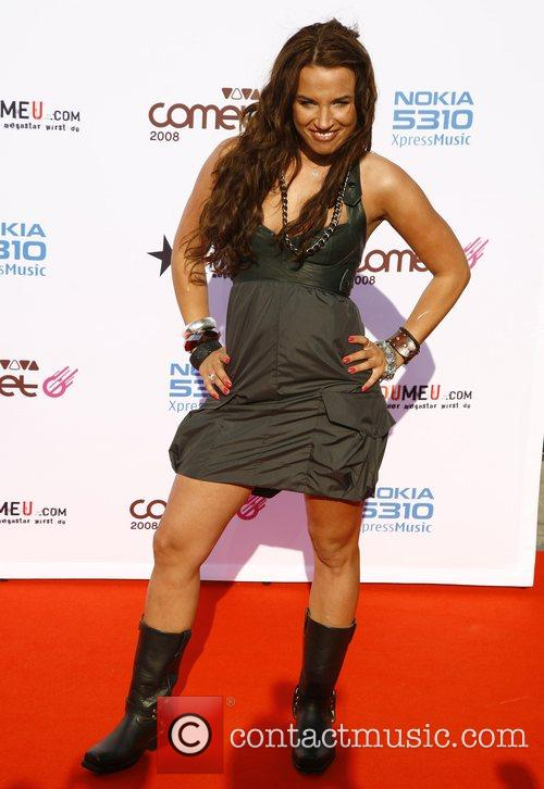 Liza Li Viva Comet Awards 2008, held at...