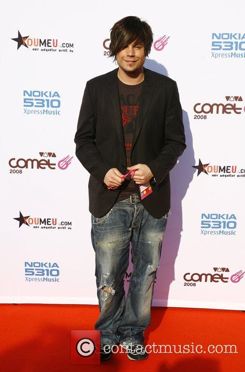 Nevio Passaro Viva Comet Awards 2008, held at...