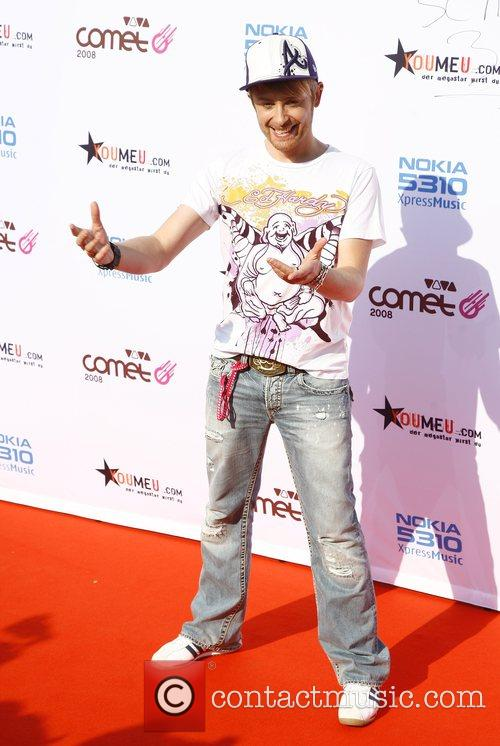 Ross Antony Viva Comet Awards 2008, held at...