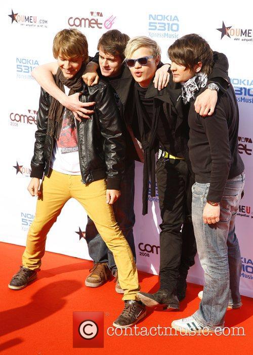 Viva Comet Awards 2008, held at the Koenig...