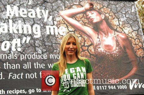 Heather Mills Launch of the Viva! HOT! campaign...