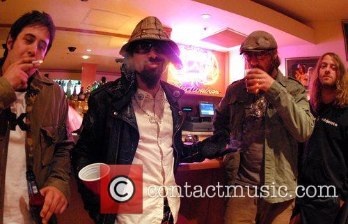 The Rockstar Energy Drink Viva La Bands Tour...